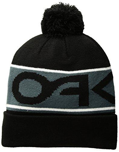 Oakley Herren Mütze Factory Cuff, schwarz grau, One Size, CAW913106
