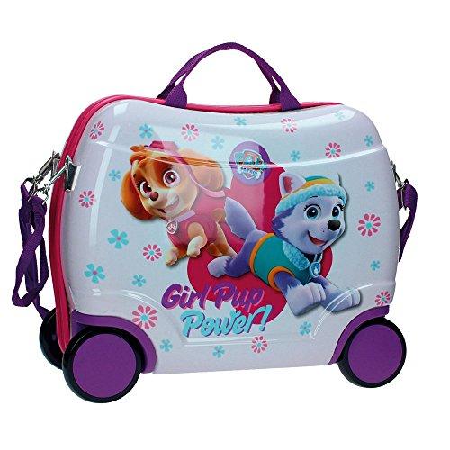 La Patrulla Canina 4781051 Girl Equipaje Infantil, 25 litros, Color Rosa