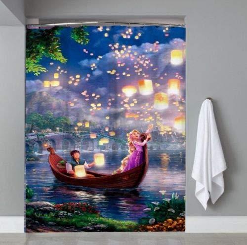Shuli888 Disney Film-Laternen aus strapazierfähigem Stoff mit 12 Haken, 180 x 180 cm
