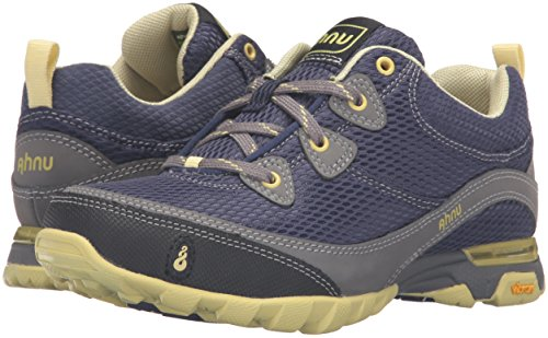 Ahnu Women's Sugarpine Air Mesh Fashion Sneaker, Astral Aura, 5.5 M US