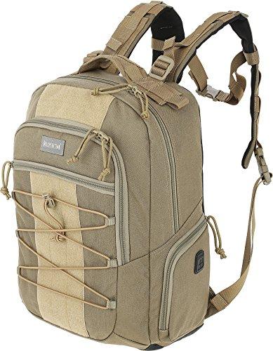 Maxpedition Incognito Sac à dos unisexe pour extérieur disponible en kaki – 24 litres