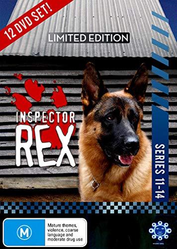 Inspector Rex (Series 11-14) - 12-DVD Box Set ( Kommissar Rex ) [ Australische Import ]