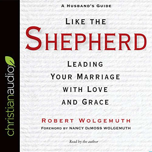 Like the Shepherd audiobook cover art