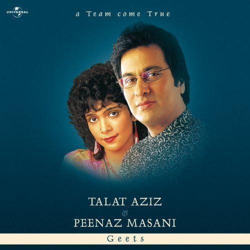 Talat Aziz & Penaz Masani