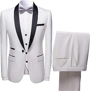 5058d36c5 Amazon.com: Whites - Tuxedos / Suits & Sport Coats: Clothing, Shoes ...