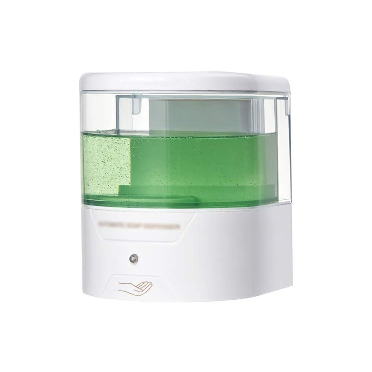 レイ実験室変成器ソープディスペンサー - 壁掛け式非接触自動ソープディスペンサー、浴室用スマートモーションセンサー、キッチン、ホテルレストラン