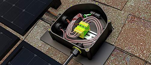 EZ Solar JB-1 Rooftop PV Junction Box
