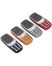 VIDOELETTRONICA® Mini Telefono Bluetooth Micro Dual Sim Cellulare Tascabile Chiamate Gsm Sms Mp3 COLORE CASUALE