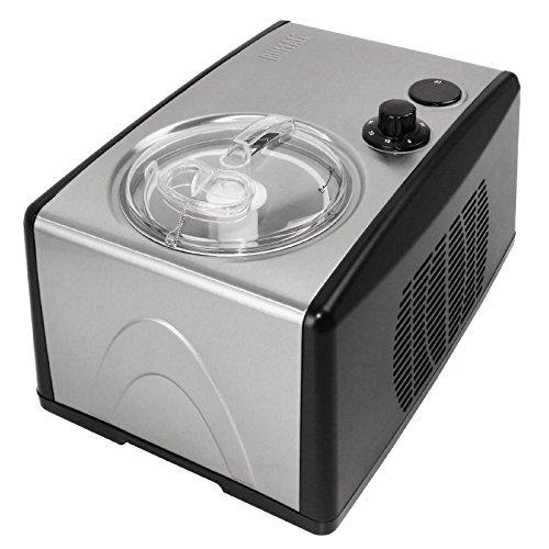 Recipiente antiadherente removible Espátula incluida Elegante diseño de acero inoxidable LED indicador de temperatura Medidas: 245(H) x 402(W) x 281(d) mm
