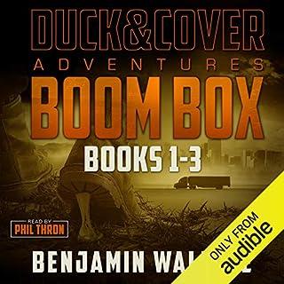 Boom Box cover art