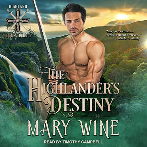 The Highlander's Destiny cover art