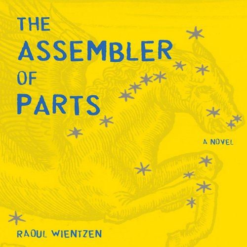 The Assembler of Parts audiobook cover art