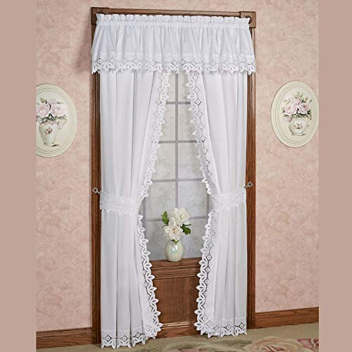 H.c. International, Inc. Emsworth Tailored Curtain Pair