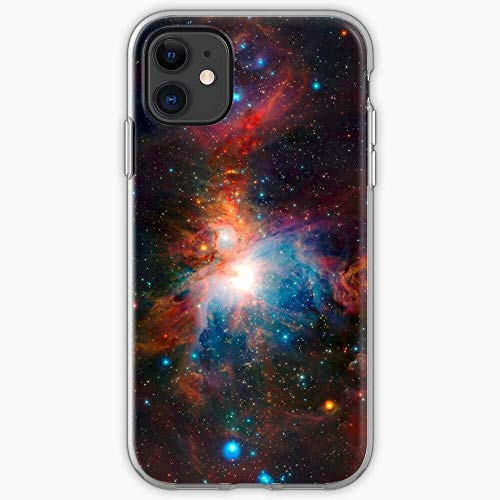 Galaxy Vista Space Orion Nebula Telescope Hubble - Phone Case Compatible with iPhone 12 12 Pro Max Mini 11 11 Pro max X/Xs Xr Se 2020/7/8 Plus 6 6s Plus
