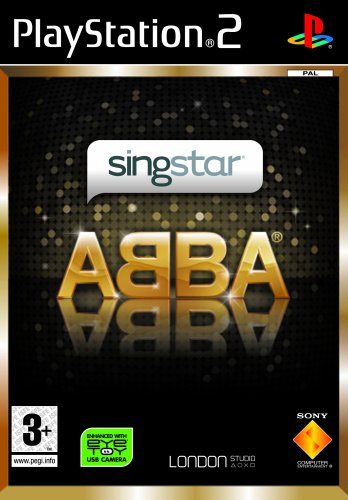 [Import Anglais]SingStar ABBA Solus Game PS2
