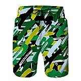 vbndfghjd Men 's Board Short Shorts de baño de...