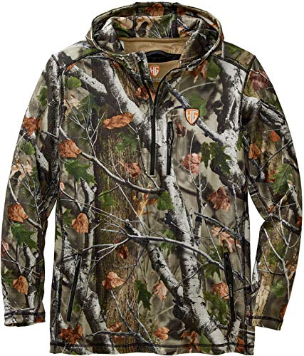 Legendary Whitetails Men's HuntGuard Hotspot Hoodie, Big Game 360, Large