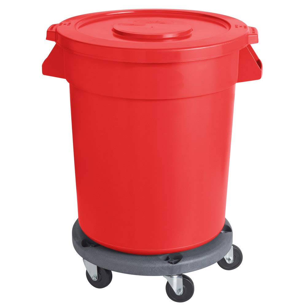 10 Pack 80 Qt. Long Beach Mall 20 Gallon Liters All items in the store 75 Red Ing Round Commercial