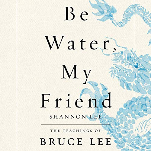 Be Water, My Friend cover art