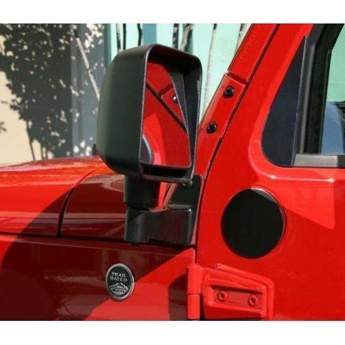 2007-2013 Jeep Wrangler: Exterior Body Mirror Relocation Kit 102504RR