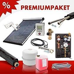 Premiumset Solaranlage 20,20 m²