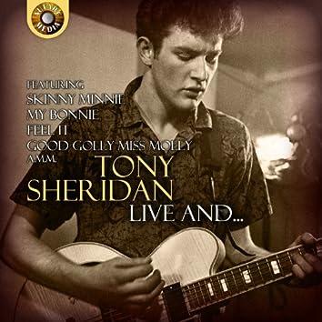 Tony Sheridan Live and …