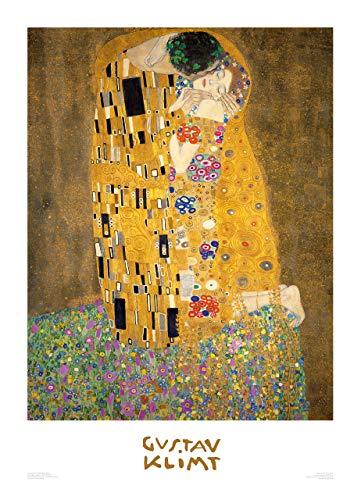 Editions Ephi El Beso- Gustav Klimt 50 X 70 cm