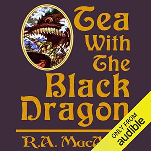 Tea with the Black Dragon cover art