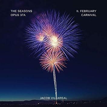 The Seasons, Opus 37A: II. February: Carnival