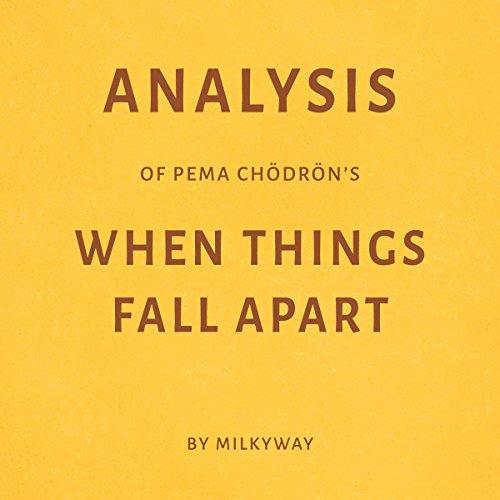 Analysis of Pema Chodron's When Things Fall Apart Titelbild