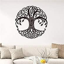 BEIKE Wall Art Decor, Vinyl Wall Art Sticker Mural Home Room Wall Decoration 4242Cm