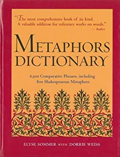 Sommer, E:  Metaphors Dictionary