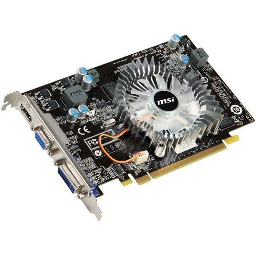 MSI N220GT-MD1G, Grafikkarte (GeForce GT 220, 1GB GDDR2, PCI-E, DVI)