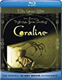 Coraline - 2-Disc Collector's Edition [Blu-ray] by Universal by Henry Selick