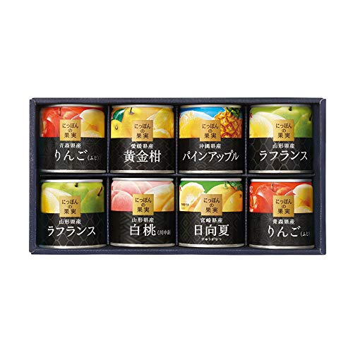 K&K にっぽんの果実 詰め合わせ FR-300 フルーツ缶詰め