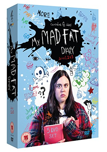 My Mad Fat Diary - Series 1-3 [DVD]