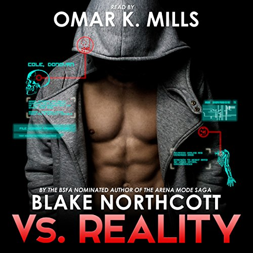 Vs. Reality audiobook cover art