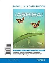 ¡Arriba!: comunicación y cultura, 2015 Release, Books a la Carte Edition (6th Edition)
