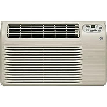 GE AJCQ10ACG 10,200 BTU 115-Volt Built-In Cool-Only Through the Wall Room Air Conditioner