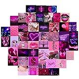 Lubudup 60 Stück Collage Poster Kit für