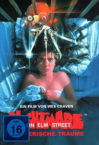 Nightmare on Elm Street 1 - Mörderische Träume - Limitiertes Mediabook auf 1000 Stück (+ DVD) [Blu-ray]
