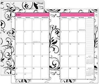 Divoga Academic Monthly Pocket Planner, 3 1/2