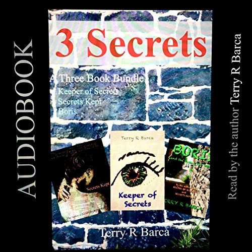 3 Secrets: A Three Book Bundle cover art