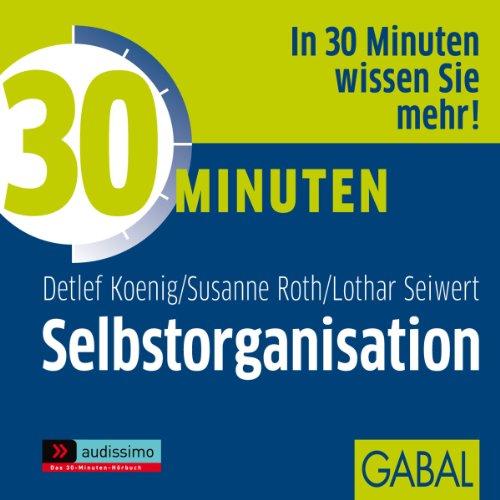 30 Minuten Selbstorganisation audiobook cover art