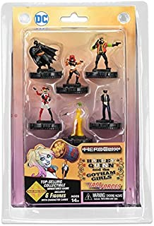 Wizkids CMG  DC Comics HeroClix Harley Quinn and The Gotham Girls Fast Forces