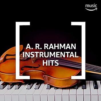 A. R. Rahman Instrumental Hits