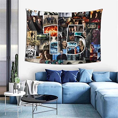 FT FENTENG Popular Wall Tapestry, Super-Natural Bedding Wall Hanging Art Decor, Cozy Throw Bedspread for Kitchen Living Room Decoration, 60x40 Inch