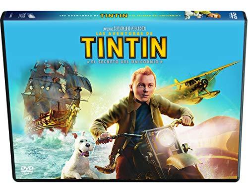 Las Aventuras De Tintin: El Secreto Del Unicornio - Edición Horizontal [DVD]