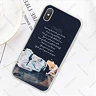 Inspired by Justin Bieber Phone Case Compatible WithIphone 7 XR 6s Plus 6 X 8 9 Cases XS Max ClearIphones Cases High Quality TPU Silicone - Merch Cap T- Case Purpose- 33055852100