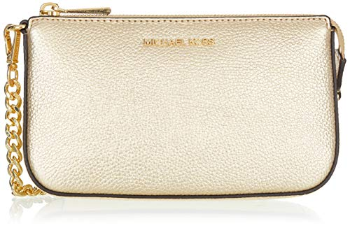 Michael Kors Chain Wallet 32F7MFDW6M Pale gold